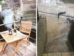 Bridgnorth on high alert for flooding as at-risk homes evacuated
