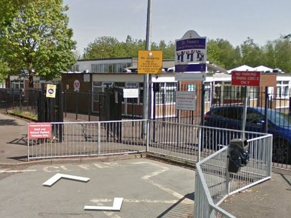 St Teresa's Catholic Primary Academy in Malins Road, Parkfields, Wolverhampton. Photo: Google