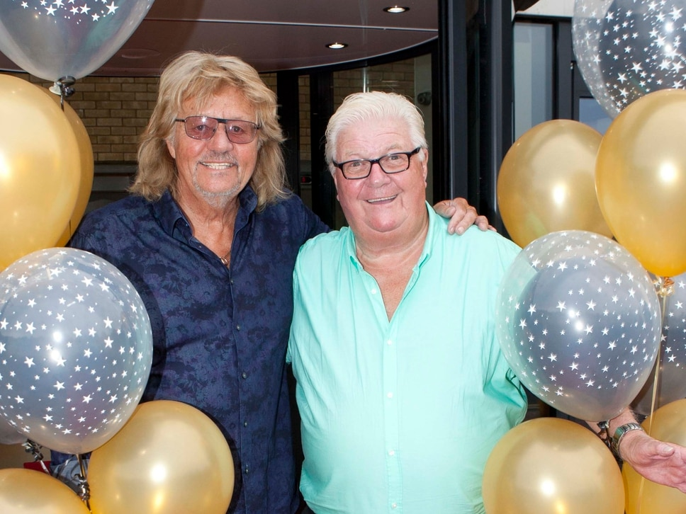 Black Country stars gather for Midlands Showbiz Reunion in Wolverhampton - in pictures