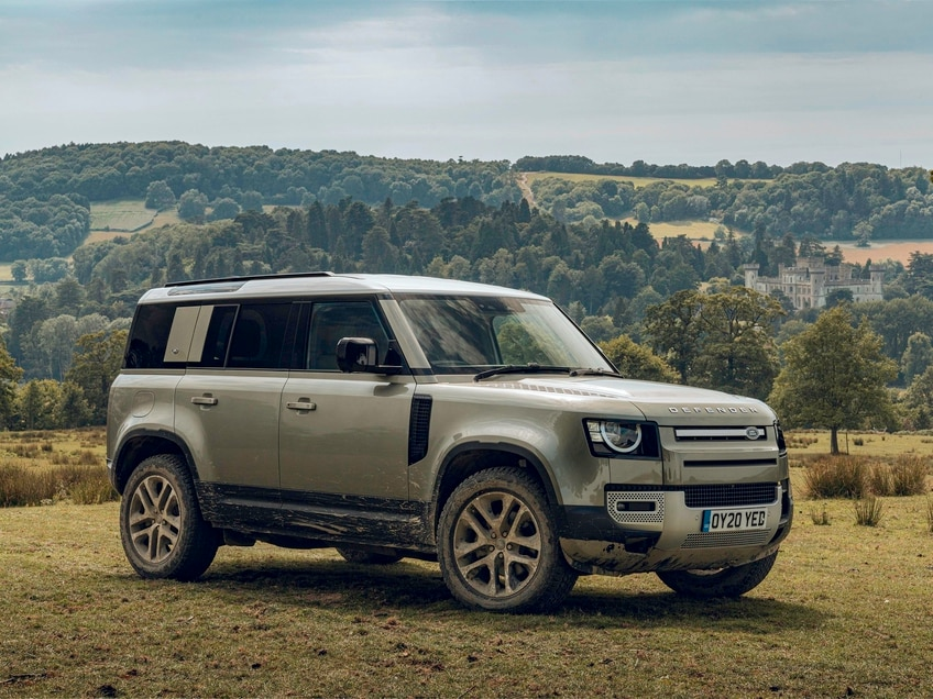 First Drive: The new Land Rover Defender reinvents an icon