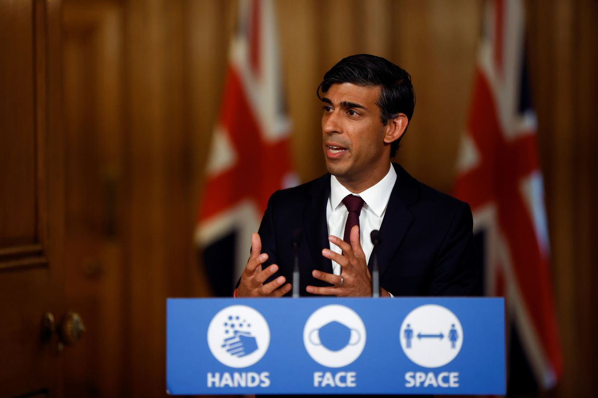 Chancellor Rishi Sunak has announced new measures aimed at protecting jobs