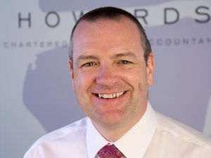 Clive Boult, accounts team manager at Howards Chartered Certified Accountants, which is helping businesses to plan to meet their financial obligations