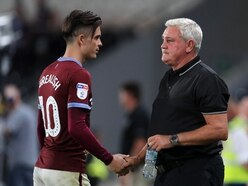 Steve Bruce: Aston Villa facing 'fraught' few days as they look to cling on to Jack Grealish