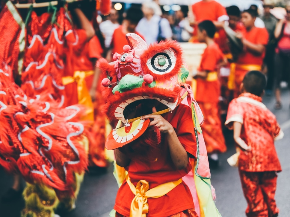 Chinese New Year 2020: Celebrate the Year of the Rat in the Midlands and Shropshire