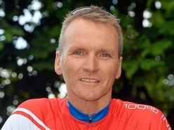 Ex-Wolves man Geoff Thomas is back on bike for leukaemia