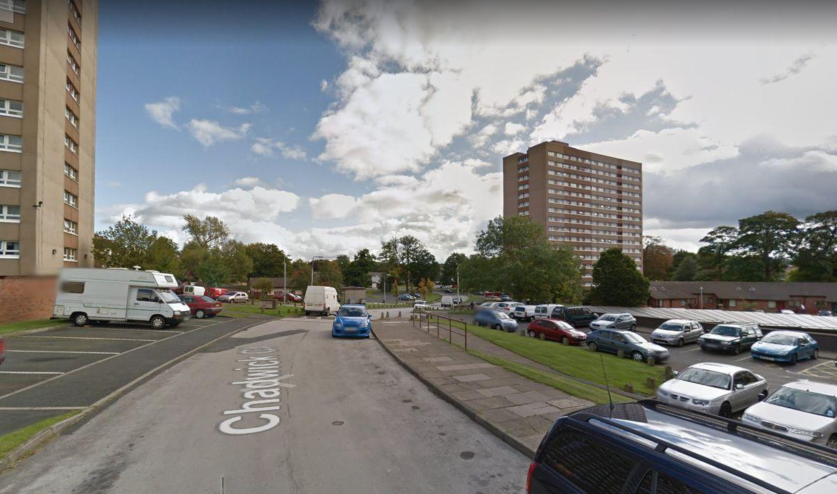 Chadwick Close, Wolverhampton. Photo: Google