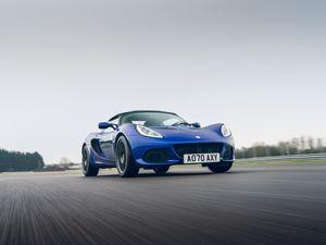 Lotus Elise Sport Final Edition