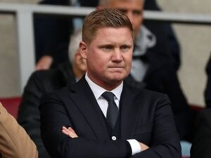 Luke Dowling Technical Director of West Bromwich Albion. (AMA)