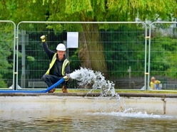 At last! Tettenhall Pool reopening after long-running repairs