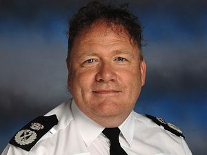 One Staffordshire police officer being assaulted every day, force's chief constable says