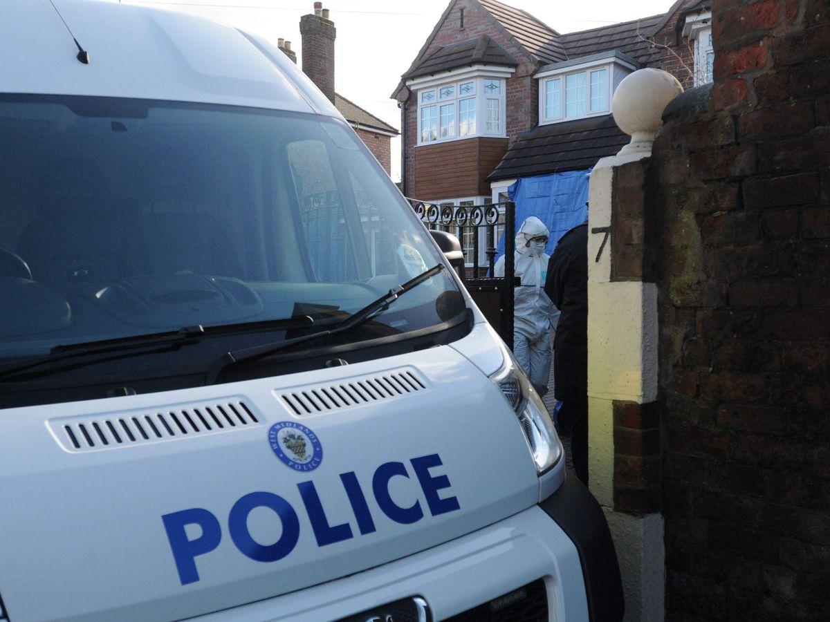 Wolverhampton murder inquiry
