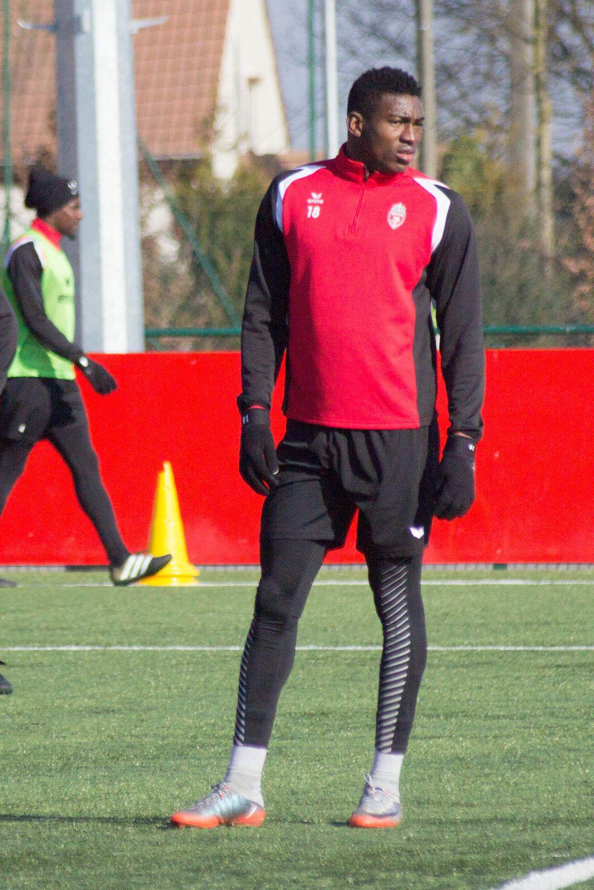 Taiwo Awoniyi (Photo: V4nco)