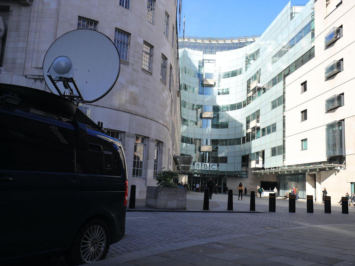 New BBC Broadcasting House