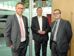 Change of managing partner for Higgs & Sons