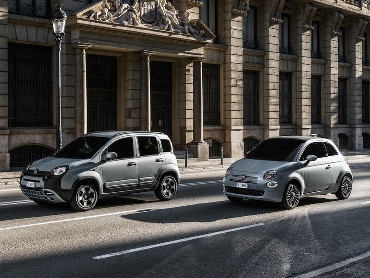 Fiat 500 and Panda mild-hybrid variants