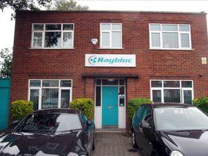 Raybloc, in Bilston Road, Willenhall. PIC: Stephen Symonds