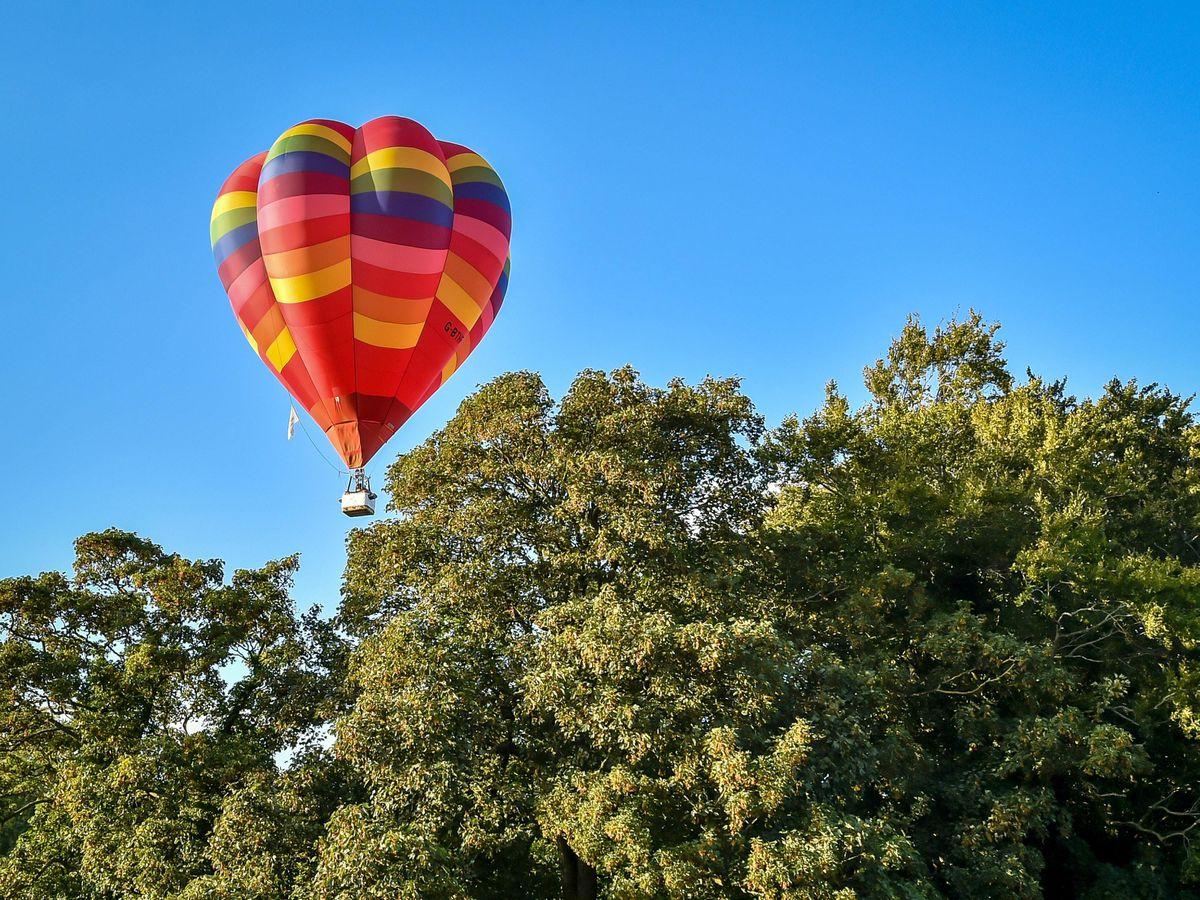 Balloon over Bristol