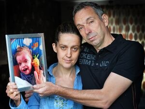 John Meek and April Keeling want answers about the death of their three-year-old son Jonnie