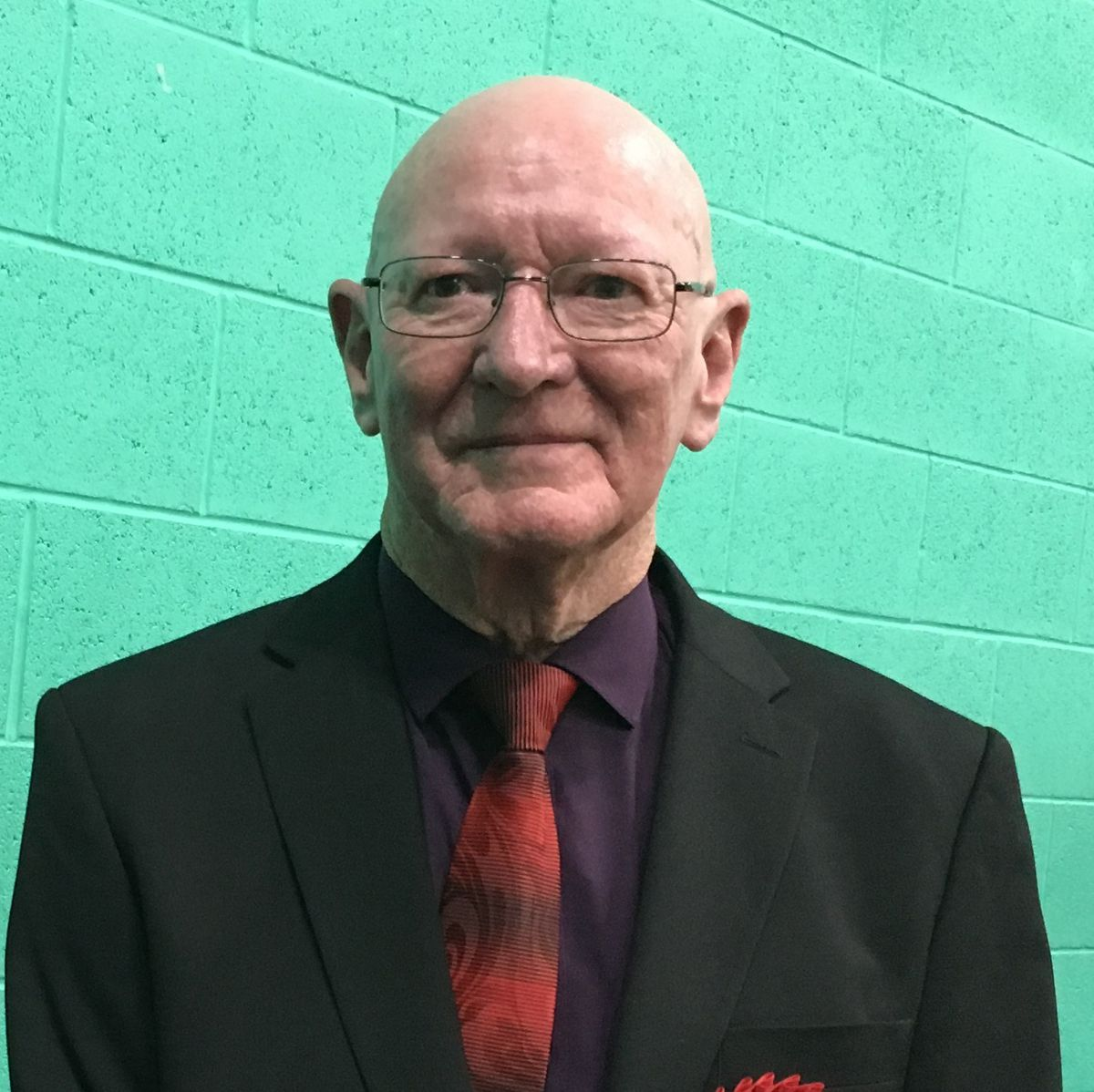 Councillor Tony Nixon