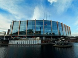 Arena Birmingham cordoned off after scare over hoax package