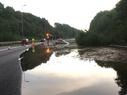 Roads closed, homes wrecked and rail disruption: Flash floods wreak havoc after torrential rain