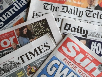 What the papers say – December 12