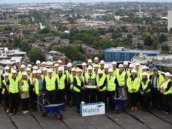 Construction completed on Birmingham's tallest new residential building