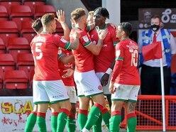 Elijah Adebayo: Walsall strikers bonding well