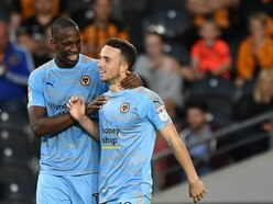 Diogo Jota: Important Wolves stay in the moment