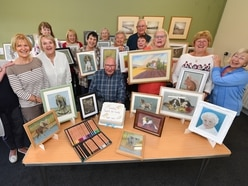 Art group celebrates anniversary in Wolverhampton