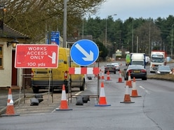 Drivers to face more roadworks misery on A449 Stafford Road