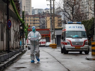 Briton scared to leave Wuhan flat for fear of exposing baby to coronavirus