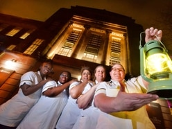 GALLERY: University of Wolverhampton graduates light the way for bright futures in nursing