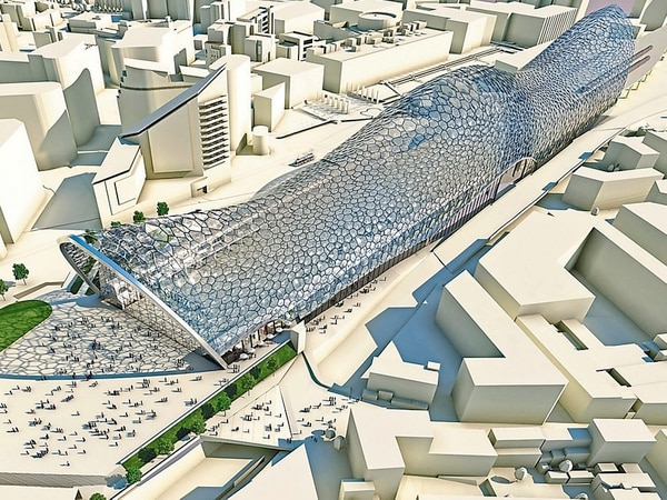 Will review finally derail costly HS2 project?