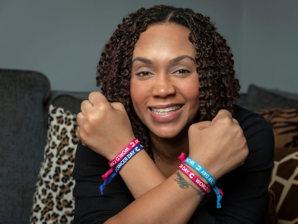 Walsall cancer survivor urges people to 'band together' for World Cancer Day