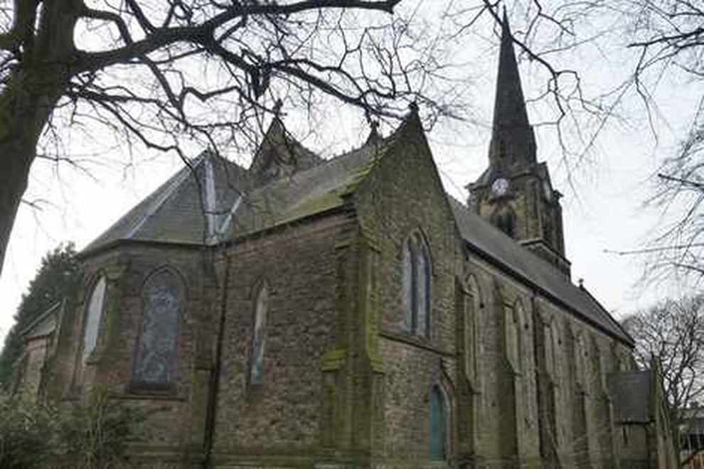 Can Church Property Be Considered Public