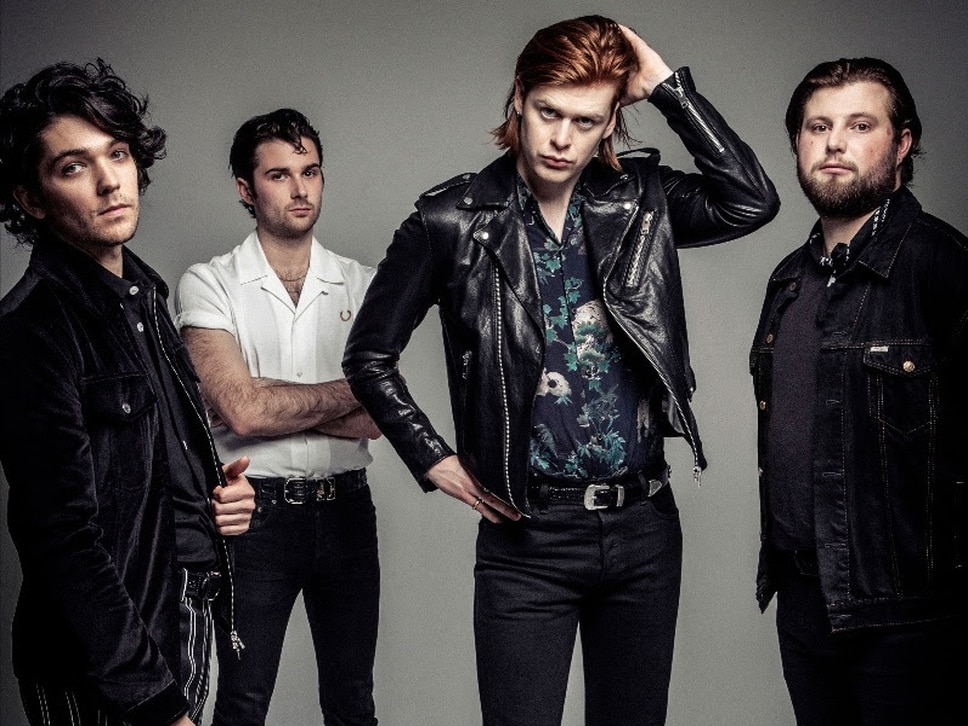 The Amazons to play Birmingham