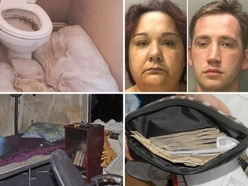 Filth, food banks and 50p a day: Black Country slavery gang made £2 million from victims living in squalor