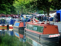 Visitors flock to Tipton Canal and Community Festival - with PICTURES