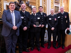 Volunteers helping car crime crackdown honoured at police awards