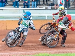 Max Clegg's heroics in vain as Cradley Heathens crash