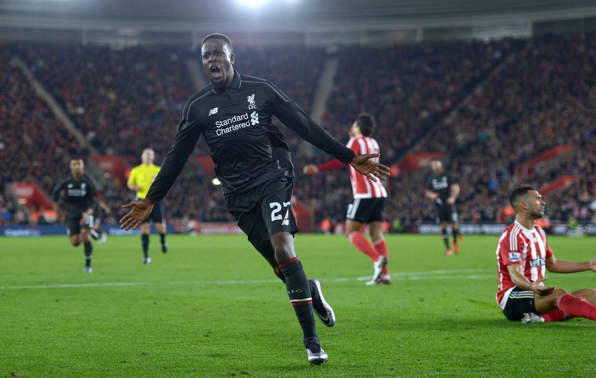 Origi is out of favour at Liverpool
