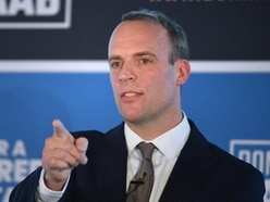 Raab backs Johnson in new boost to Tory front-runner