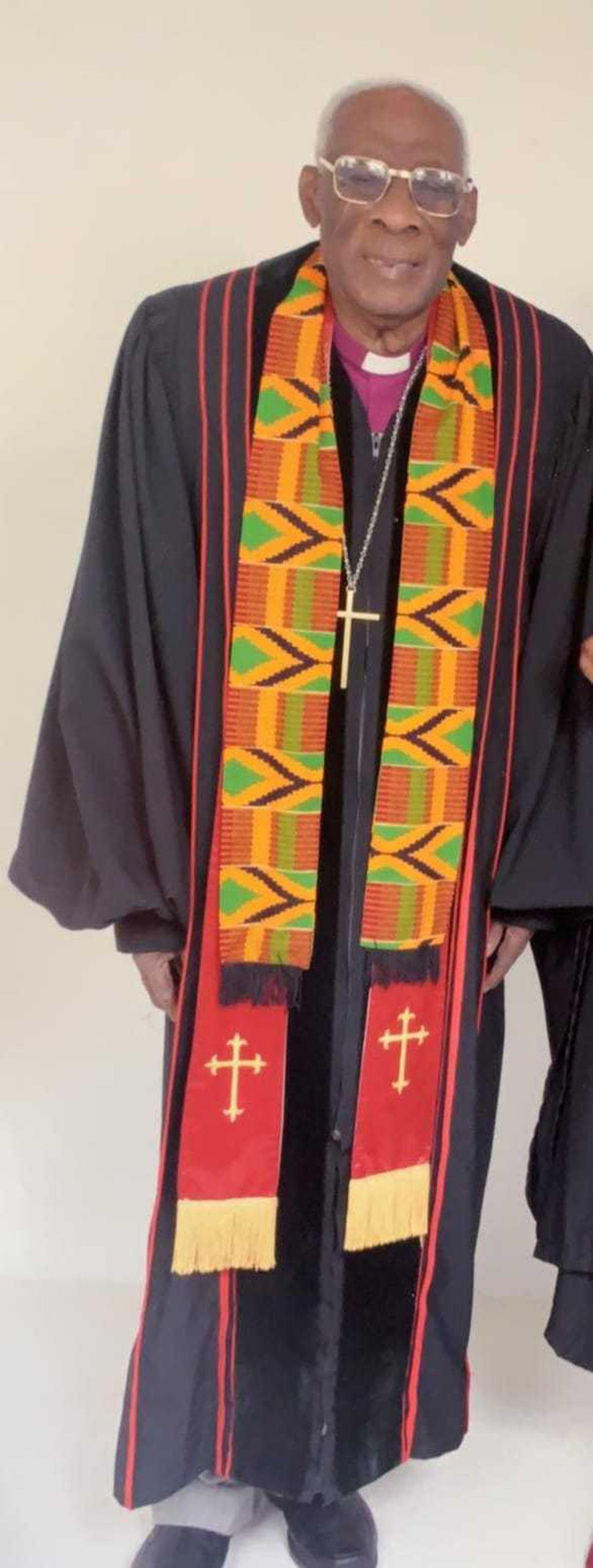 Bishop Homer Plummer