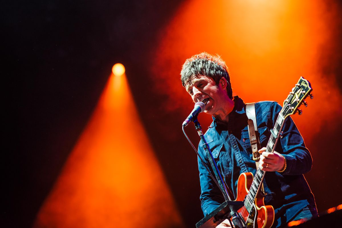 Noel Gallagher's High Flying Birds will perform at Cannock Chase's Forest Live next summer