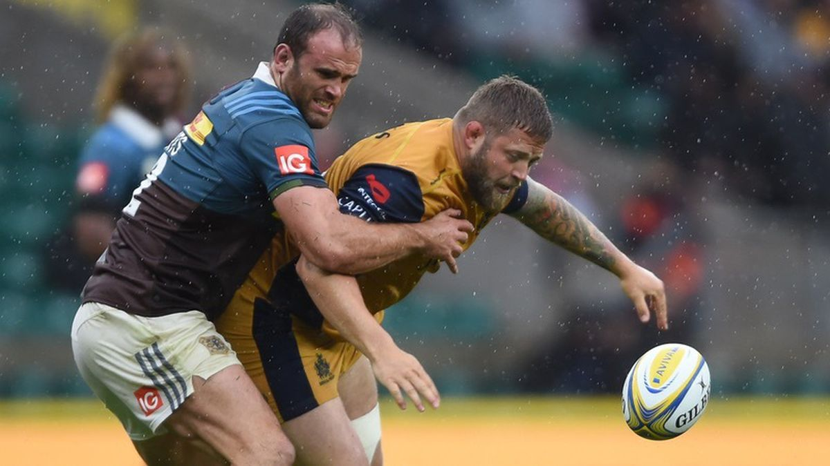 Chris Brooker joins Bath on loan from Bristol