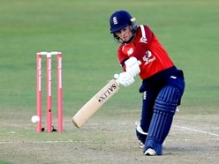 Tammy Beaumont hails 'Yorkshire Terrier' Katherine Brunt after England's T20 win