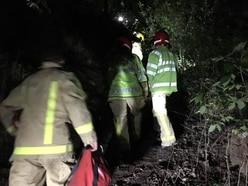 Rope rescue saves injured man found at bottom of 25-metre cliff