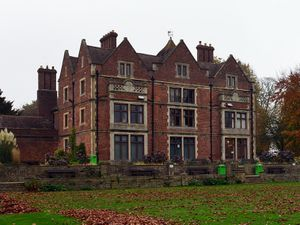 S & K Security was hired to protect Wollescote Hall in Stevens Park