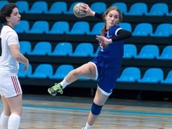 Handball ace Olivia Whitty on rise